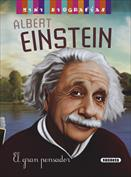 Albert Einstein. Mini biografías