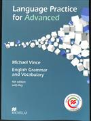 Language Practice for Advanced. English Grammar and Vocabulary. 4th Edition with Key