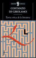 Teoría crítica de la literatura