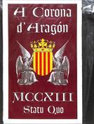 Mapa «A Corona d'Aragón MCCXIII»