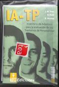 IA-TP. Inventario de adjetivos para la evaluación de los trastornos de la personalidad - Rf. P6000