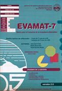 Evamat-7. Batería para la Evaluación de la Competencia Matemática
