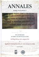 850 Aniversario. Acuerdo de esponsales entre Petronila de Aragón y Ramón Berenguer IV de Barcelona